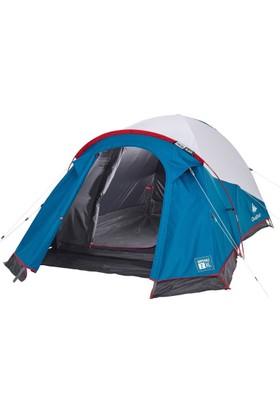 Quechua Arpenaz Fresh & Black Kamp Çadırı 2 Kişilik XXL Beyaz
