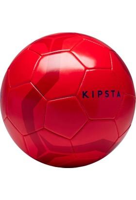 Kipsta First Kick Futbol Topu 5 Numara 14 Yaş Üstü Kırmızı