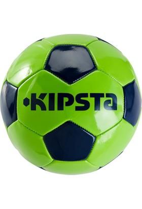 Kipsta First Kick Futbol Topu 5 Numara 14 Yaş Üstü Yeşil - Mavi