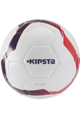 Kipsta F100 Hibrit Futbol Topu 5 Numara Beyaz