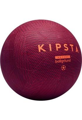 Kipsta Ballground 100 Futbol Topu Kırmızı