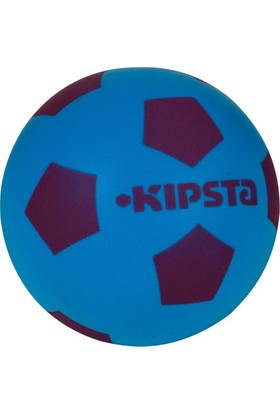 Kipsta Süngerli Mini Futbol Topu Mavi - Mor