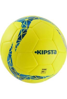 Kipsta F900 Fifa Pro Futbol Topu 5 Numara Sarı - Mavi - Gri