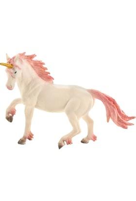 Animal Planet Unicorn - Tek Boynuz - Pembe