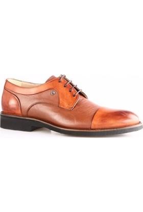 Nevzat Onay Erkek 1740 - 530 Kauçuk Taban Klasik Ayakkabı Safran Antik