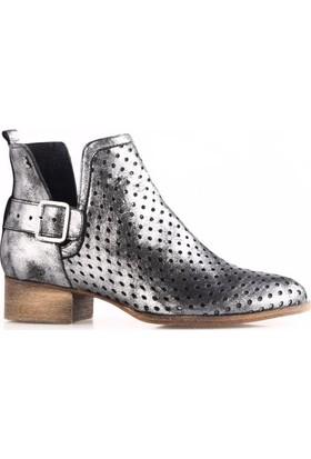 Venüs Kadın 1810601Y Bootie Ayakkabı Çelik