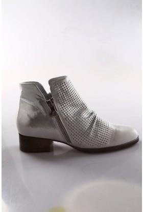 Venüs Kadın 1810603Y Bootie Ayakkabı Gümüş