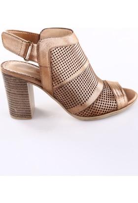 Venüs Kadın 1828050Y Sandalet Somon