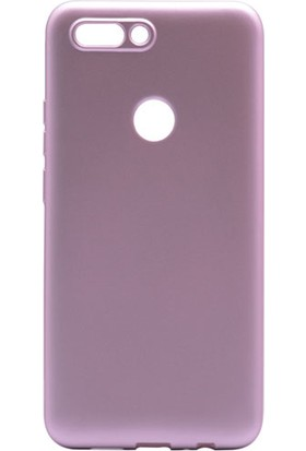 Gpack Casper Via F2 Premier Silikon Kılıf Rose Gold + Ekran Koruyucu Cam