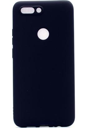 Gpack Casper Via F2 Premier Silikon Kılıf Siyah + Ekran Koruyucu Cam