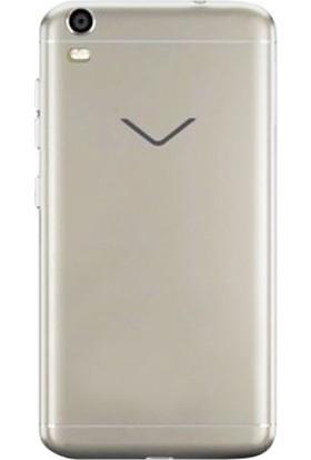 Gpack Vestel Venüs V5 0.2 mm İnce Silikon Kılıf Şeffaf + Ekran Koruyucu Cam + Kalem