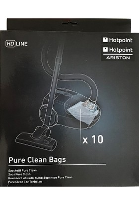 Hotpoint/Ariston Pure Clean Toz Torbası