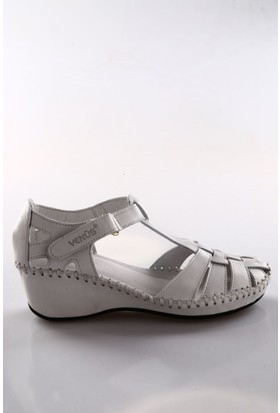 Venüs Kadın 18791382 Sandalet Beyaz