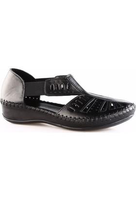 Venüs Kadın 18793302 Sandalet Siyah