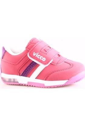 Vicco 313.18Y.176 Bebe Spor Ayakkabı Fuşya