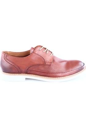 Freefoot Erkek 3180 Lazerli Casual Ayakkabı Taba