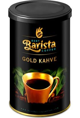 Best Barista Coffee İnstant Gold Kahve 350 gr Teneke