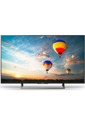 "Sony KD-49XE8005 49"" 124 Ekran Uydu Alıcılı 4K Ultra HD Smart LED TV"