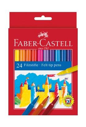 Faber-Castell UniColor Keçeli Kalem 24'lü