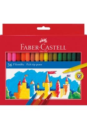 Faber-Castell UniColor Keçeli 36'lı