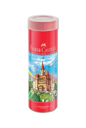 Faber-Castell Metal Tüpte Boya Kalemi 36 Renk Tam Boy