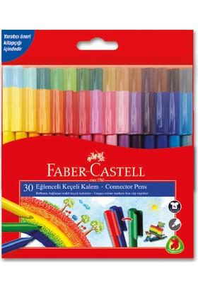 Faber-Castell Eğlenceli Keçeli Kalem 30'lu