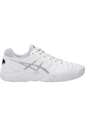 Asics Beyaz Erkek Tenis Ayakkabı E703Y-0193