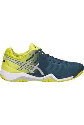 Asics Lacivert Erkek Tenis Ayakkabı E701Y-4589