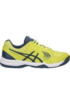 Asics Sarı Erkek Tenis Ayakkabı E707Y-8945