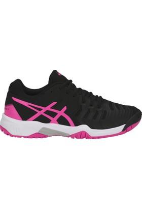 Asics Siyah Genç Tenis Ayakkabı C700Y-9020 Gs