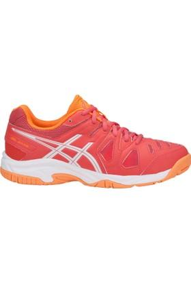 Asics Turuncu Genç Tenis Ayakkabı C502Y-3001