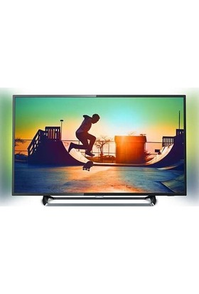 "Philips 43PUS6262 43"" 109 Ekran Uydu Alıcılı 4K Ultra HD Smart LED TV"