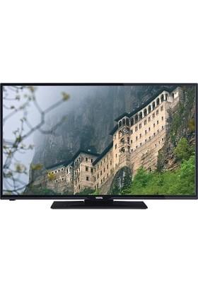 """Vestel 40FB7050 40"""" 102 Ekran Uydu Alıcılı Full HD Smart LED TV"""