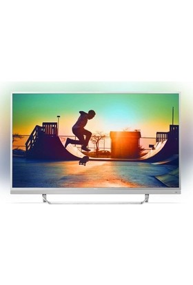 "Philips 49PUS7002 49"" 124 Ekran Uydu Alıcılı 4K Ultra HD Smart LED TV"