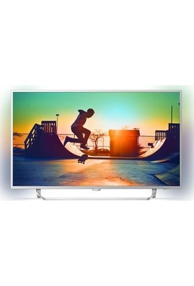 "Philips 49PUS6412/12 49"" 123 Ekran Uydu Alıcılı 4K Ultra HD Smart LED TV"