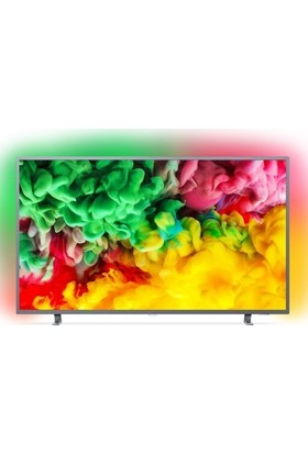 "Philips 55PUS6703 55"" 139 Ekran Uydu Alıcılı 4K Ultra HD Smart LED TV"
