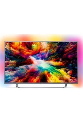"Philips 55PUS7303 55"" 139 Ekran Uydu Alıcılı 4K Ultra HD Smart LED TV"