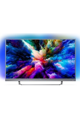 "Philips 55PUS7503 55"" 139 Ekran Uydu Alıcılı 4K Ultra HD Smart LED TV"