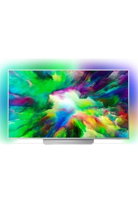 "Philips 55PUS7803 55"" 139 Ekran Uydu Alıcılı 4K Ultra HD Smart LED TV"