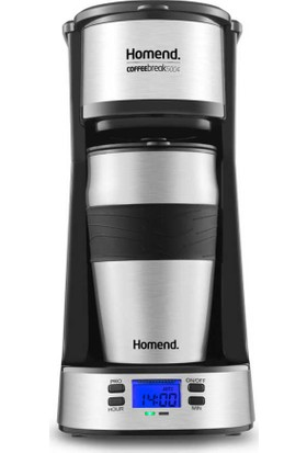 Homend 5004 Coffeebreak Kişisel Filtre Kahve Makinesi