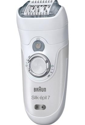 Braun Silk-Epil7 7-537 Islak - Kuru Epilatör