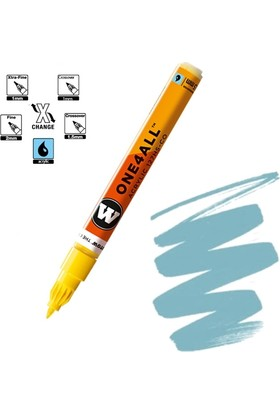 Molotow 127Hs-Co One4All 1.5Mm - N:206 Lagoon Blue Pastel