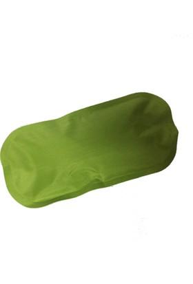 Aqua Kumaş Kaplı Cold Pack Sıcak Soğuk TermoJel Buz Jel Nano Termo jel 13*27cm Yeşil