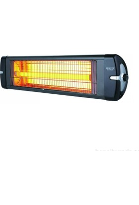 Kumtel 2500W Ecoray Duvar Tipi Infrared Isıtıcı