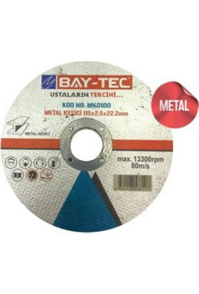 Bay-Tec 115 Mm Metal Kesici