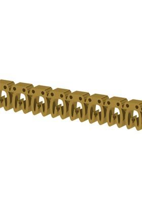 Klemsan Kodsis Kablo Etiketleme Ke1 (V) Harfi 517031