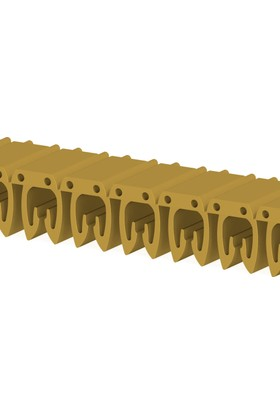 Klemsan Kodsis Kablo Etiketleme Ke2 (W) Harfi