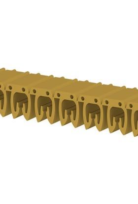 Klemsan Kodsis Kablo Etiketleme Ke2 (V) Harfi 518031