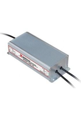 Mervesan 12 Volt 16.5A Sabit Voltaj Adaptör Mswp-20012 Smps Ip67