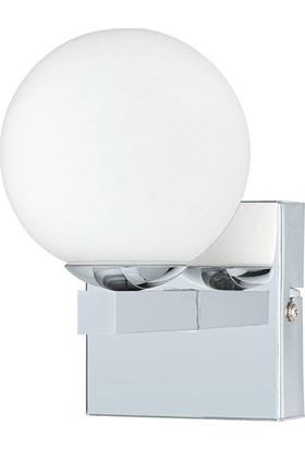 Eglo Nina Duvar Aplik G91X33W Ip44 Beyaz 31017